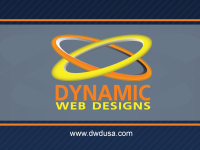 Dynamic Web Designs Business Card
