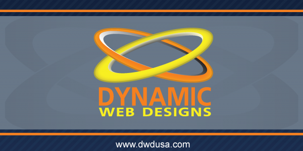 Dynamic Web Designs Business Card